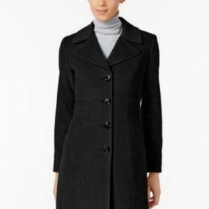 Anne Klein Petite Walker Coat 14P